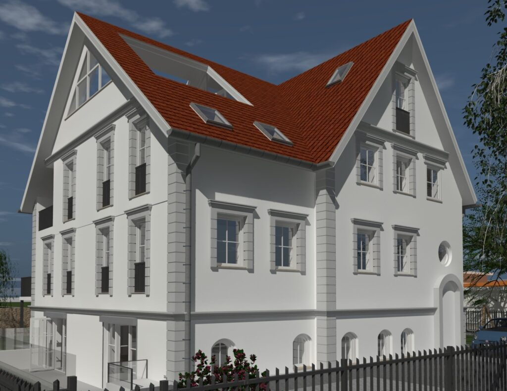 Neubauprojekt Hannemann Bürgel Eck Berlin