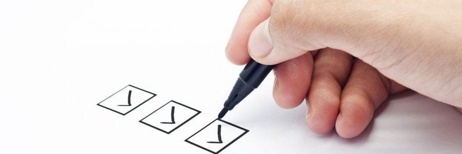 Checkliste Baufinanzierung